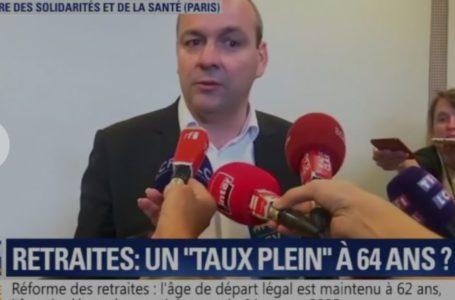 Réaction de Laurent Berger après la présentation du rapport Delevoye sur les retraites