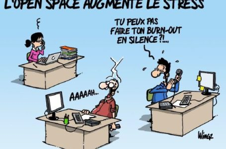 QVT : Open Space ou Open Stress ?