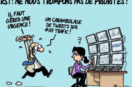 RST : NE NOUS TROMPONS PAS DE PRIORITES