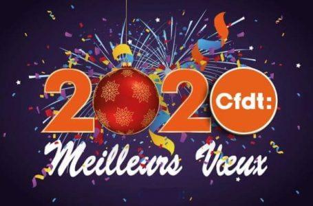 L'équipe CFDT ASF vous souhaite une trés bonne année 2020 !